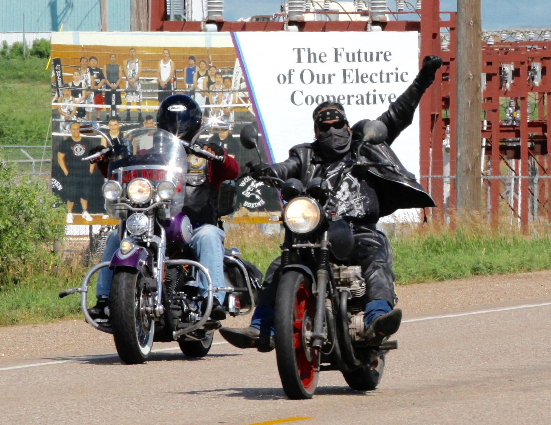 Brookings Register   Sturgis Motorcycle Rally still on