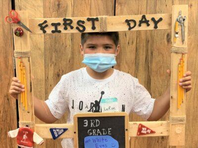Cheyenne-Eagle Butte First Days of School