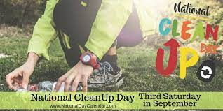 City of Eagle Butte gears up for National Clean Up Day events